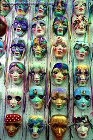 mardi gras ceramic masks pin by jul nn on ooollll llllll