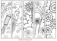 free printable bookmarks to color signet pinterest free