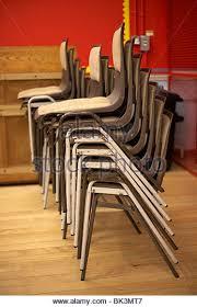 Classroom Stacking Chairs Classroom Uk Stock Photos U0026 Classroom Uk Stock