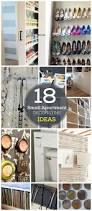 Best 25 Apartment Closet Organization Ideas On Pinterest Room 46 Best Organizing Your Apartment Images On Pinterest Home