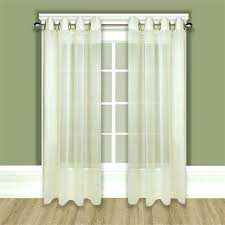 Kitchen Sheer Curtains by Sheer Curtains For Patio Doors Sheer Patio Kitchen Sliding Door