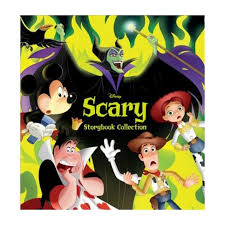 Disney Scary Storybook Collection Disney Disney Scary Storybook Collection Hardcover Target