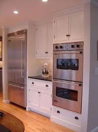 Certified Kitchen Designers Stacked Microwave And Double Oven Kitchen Pinterest Oven