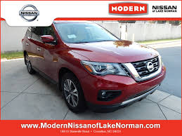nissan pathfinder trailer hitch new 2017 nissan pathfinder for sale cornelius nc 5n1dr2mn3hc901216