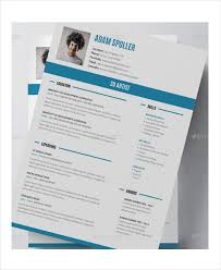 Graphic Artist Resume Examples by Artist Resume Example 11 Free Pdf Psd Documents Download