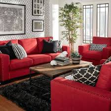 red leather sofa living room ideas red couch room ideas findkeep me