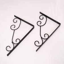 Metal Corbels And Brackets Bracket Wrought Iron Corbels Kitchen U2014 The Decoras Jchansdesigns