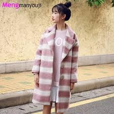 plaids en laine plaid manteau promotion achetez des plaid manteau promotionnels