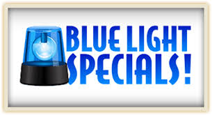blue light specials silver slipper casino