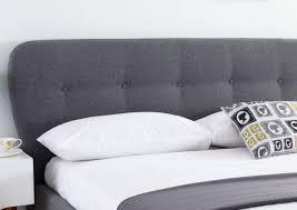 oslo upholstered bed frame fabulous fabrics