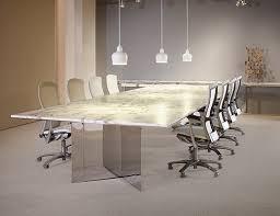 Quartz Conference Table Lsm Conference Table Series V Base Knoll