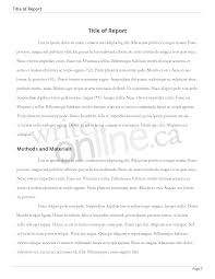 lab report template write lab report writing guide resources