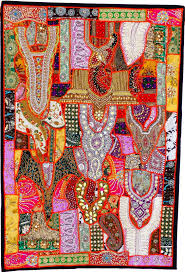 69 best rugs images on pinterest creative rugs decoration boho hippie style wall hanging bohemian embroidered wall tapestry gujarati home decor handmade patch