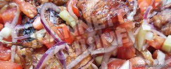 cuisine africaine poulet poulet braisé plat africain jeannette cuisine