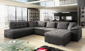 canapé d angle design pas cher canape d angle design pas cher bicolore en simili cuir blanc noir rubic