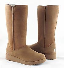 s heeled boots australia ugg australia suede slim heel boots for ebay