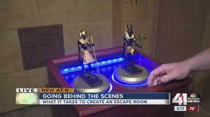behind the scenes what it takes to create an escape room youtube
