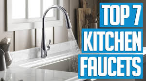 Best Kitchen Pulldown Faucet 7 Best Kitchen Faucets 2017 Youtube