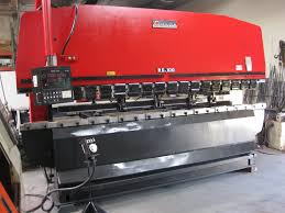 fabrication machinery amada rg 100l hydraulic 100 ton x 13 u0027 up