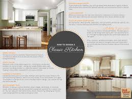 kitchen design details how to design a classic kitchen