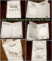 87 best school memory book images on free printables