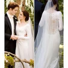 twilight wedding dress inspired kristen stewart wedding dress in