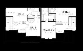 mascord house plan 4036 the aurora
