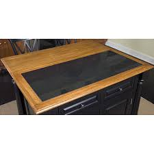 black granite kitchen island monarch kitchen island black with black granite inset 6464476