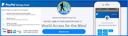 Support Groups For The Blind World Access For The Blind Daniel Kish