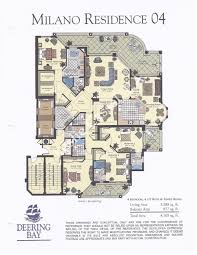 absolute towers floor plans milano