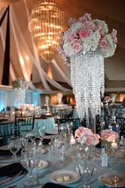 Centerpieces For Table 8 Best Crystals And Rhinestones Images On Pinterest Wedding