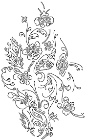 Bed Sheet Designs For Fabric Paint Glass Painting Patterns Flower Design Inspirational Floral Pattern