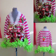 light up ugly christmas sweater dress hysterical light up singing rudolph reindeer tacky ugly christmas