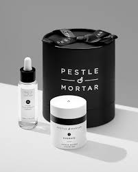 gift set the hydrating duo gift set pestle mortar skincare