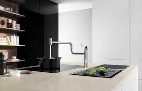 Dornbracht Tara Kitchen Faucet Chromed Metal Mixer Tap Kitchen 1 Hole Swivel Spout Pivot