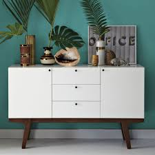 West Elm Console Table by Modern Buffet West Elm Au