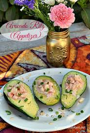Christmas Appetizers Easy by Avocado Ritz Appetizer
