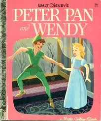 peter pan wendy 1952 7th printing 1969 edition told