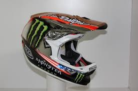 red bull motocross helmets art u0027s cyclery blog cam zink red bull rampage troy lee d3 custom