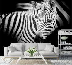 Cheap Wall Mural Online Get Cheap Animal Print Wallpapers Aliexpress Com Alibaba