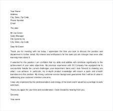 Thank You Letter Sles After thank you letter after second citybirdsub best ideas of
