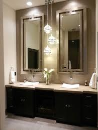 Houzz Bathroom Mirror Excellent Houzz Bathroom Lighting Ideas Houz Contemporary