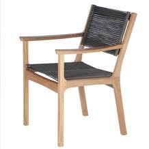 Teak Armchair Barlow Tyrie Monterey Teak Chairs