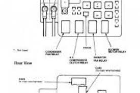 92 civic fuse box wiring diagram weick