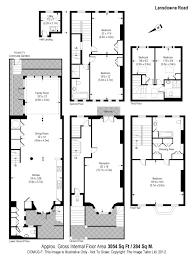 house on a hill floor plans house plans