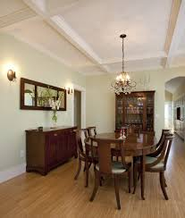 mirrors dining room brilliant buffet mirrors with hardwood floors foyer