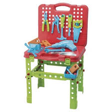 Toddler Tool Benches - buy preschool play tool workbench from our building role play