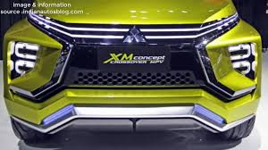 mitsubishi xm concept mitsubishi xm concept 2017 interior exterior with detailed