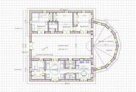 house with courtyard a straw bale house plan 375 sq ft