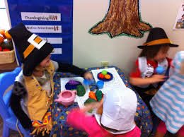 thanksgiving learning and ms vonda s pre k at all god s